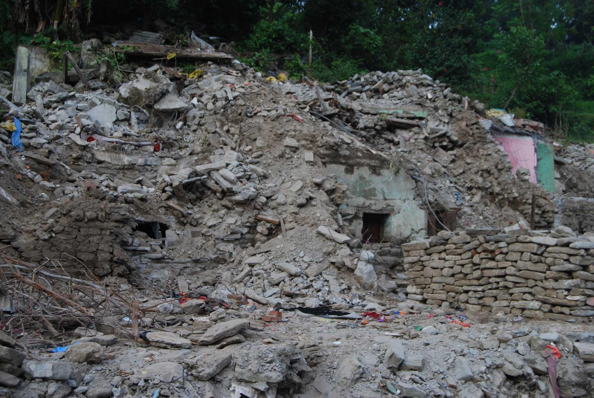 Aftershock Nepal » Tags » Sindhupalchok