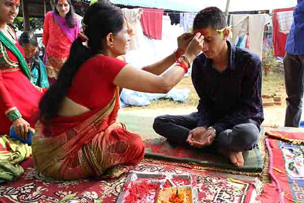 After The Earthquake: 8 Compelling Images Of Dashain