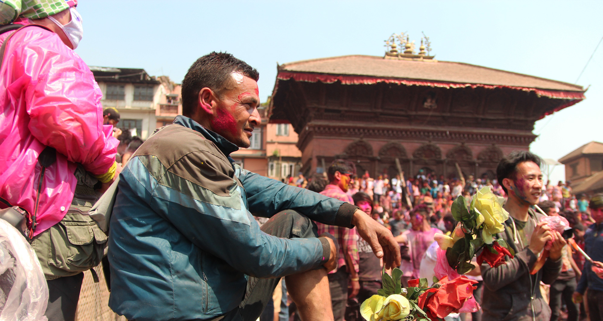 'I have not earned a single rupee, but Holi brings immeasurable happiness'