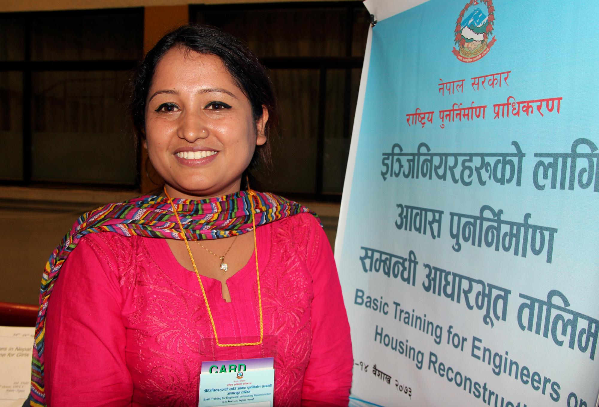 Engineer Manja Khadka, Kathmandu, Nepal