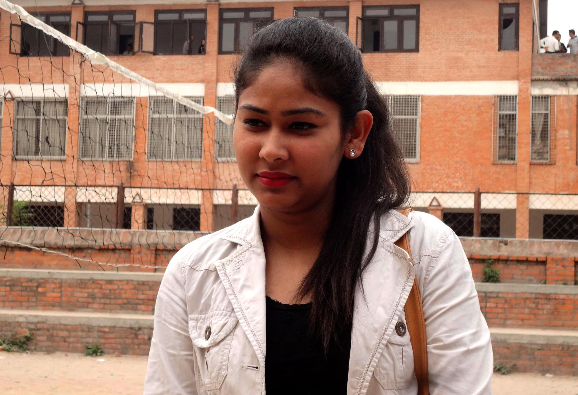 Rejina Bhattari, Kirtipur, Nepal