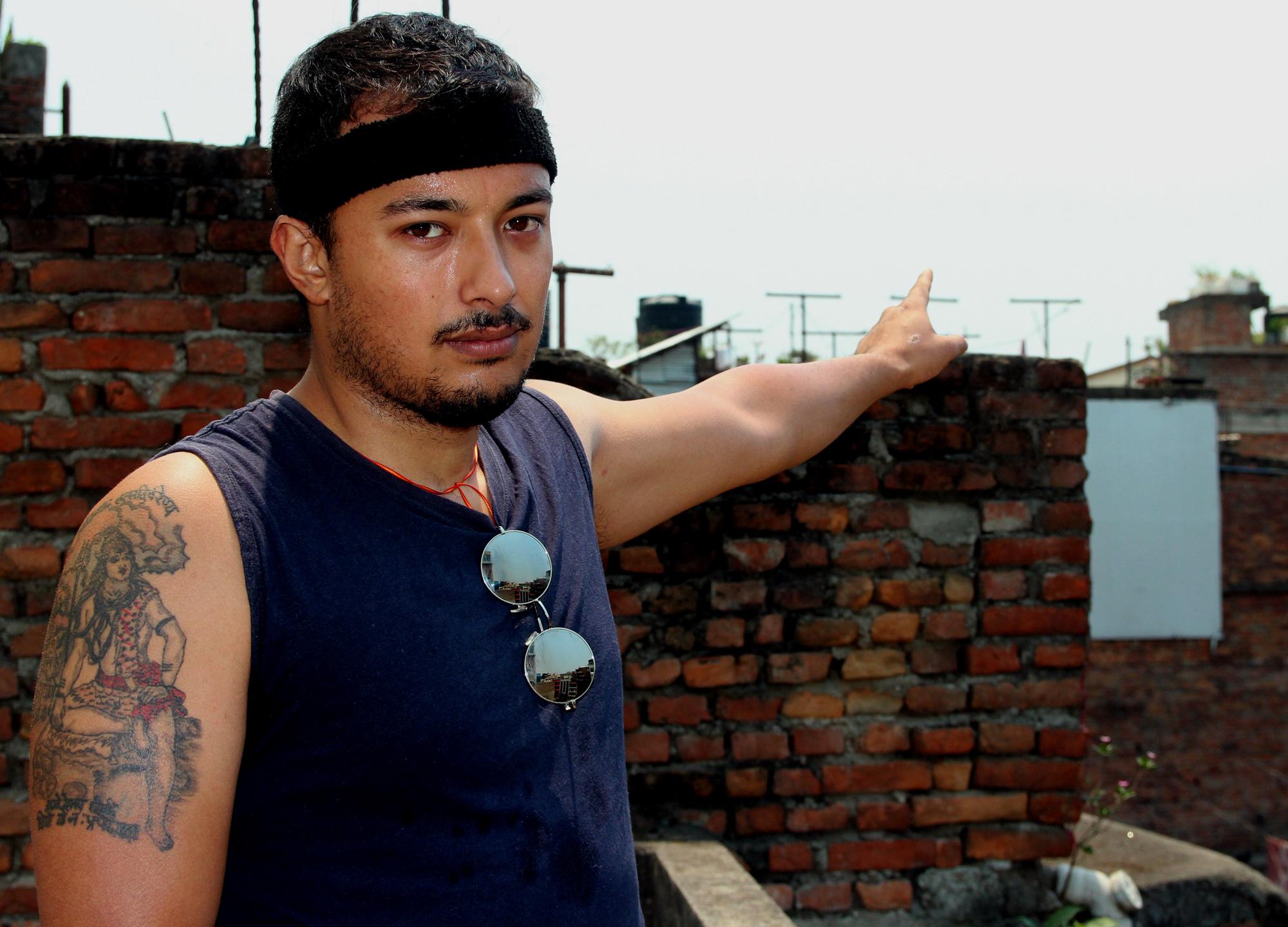 Vasisht Pradha, Kathmandu, Nepal
